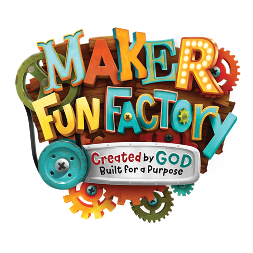 Maker Fun Factory Logo