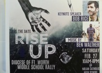 Rise Up! Middle School Rally